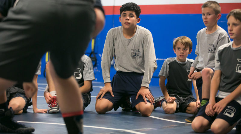 Getting to the Soul of our wrestlers